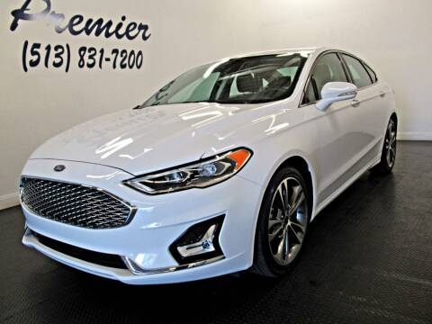 2020 Ford Fusion for sale at Premier Automotive Group in Milford OH