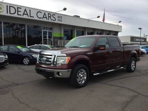 2009 Ford F-150 for sale at Ideal Cars Broadway in Mesa AZ