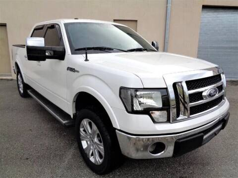 2012 Ford F-150 for sale at Selective Motor Cars in Miami FL