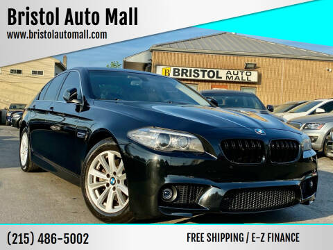 2014 BMW 5 Series for sale at Bristol Auto Mall in Levittown PA