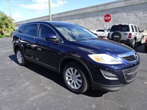 2010 Mazda CX-9 for sale at DONNY MILLS AUTO SALES in Largo FL