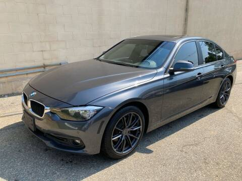 2017 BMW 3 Series for sale at Bill's Auto Sales in Peabody MA
