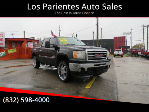 2013 GMC Sierra 1500 for sale at Los Parientes Auto Sales in Houston TX