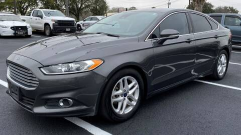 2015 Ford Fusion for sale at T.S. IMPORTS INC in Houston TX