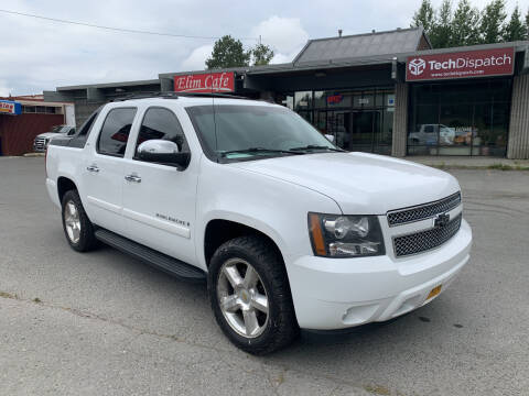 2008 Chevrolet Avalanche for sale at Freedom Auto Sales in Anchorage AK