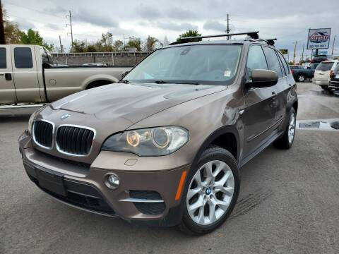 2011 BMW X5 for sale at LA Motors LLC in Denver CO