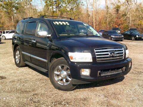 2007 Infiniti QX56 for sale at Let's Go Auto Of Columbia in West Columbia SC