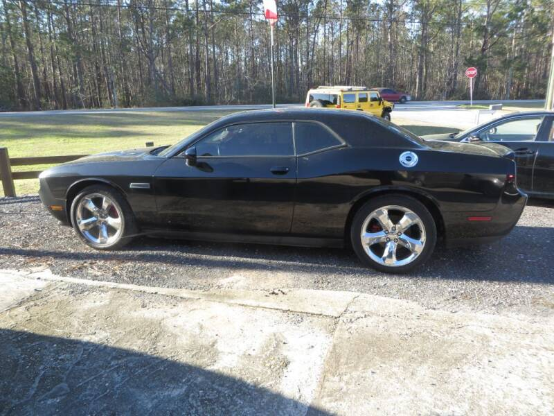 2013 Dodge Challenger for sale at Ward's Motorsports in Pensacola FL