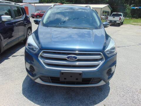 2018 Ford Escape for sale at Payday Motor Sales in Lakeland FL