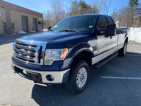 2011 Ford F-150 for sale at Ric's Auto Sales in Billerica MA