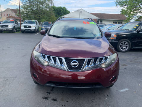 2009 Nissan Murano for sale at Roy's Auto Sales in Harrisburg PA
