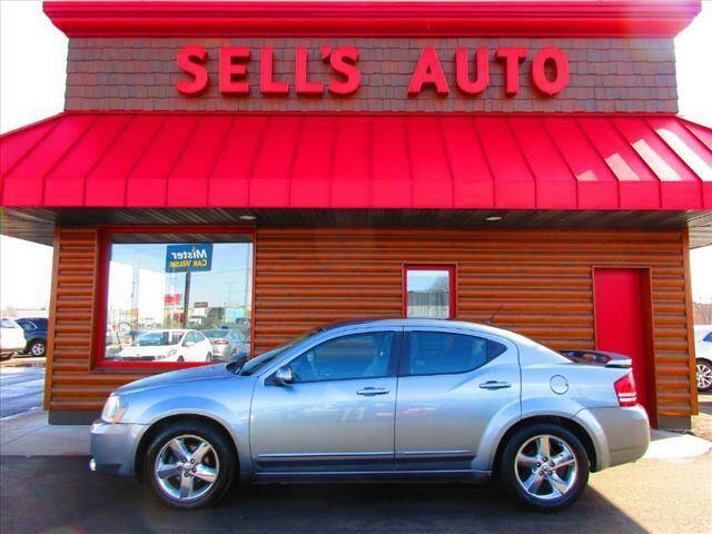 2008 Dodge Avenger for sale at Sells Auto INC in Saint Cloud MN