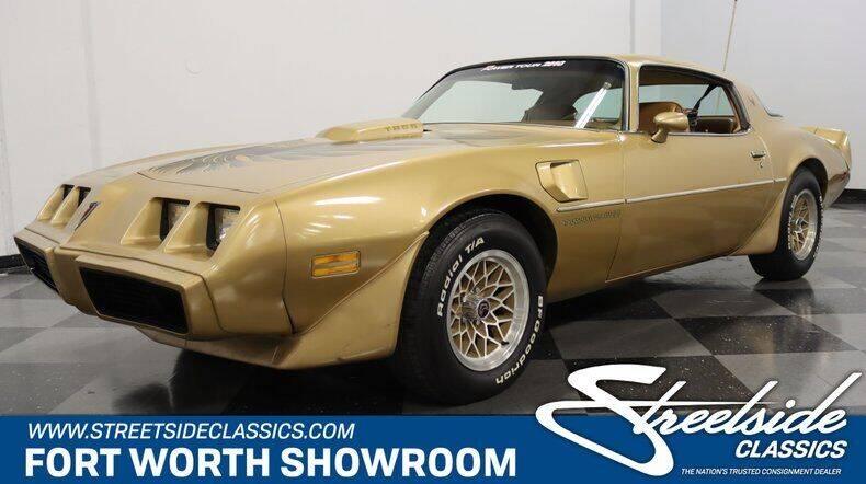 1979 Pontiac Firebird for sale in Fort Worth, TX