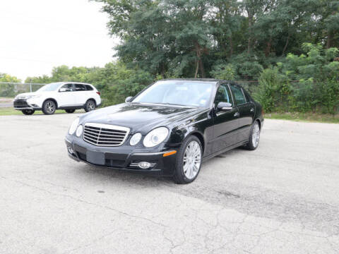 2008 Mercedes-Benz E-Class for sale at Tom Roush Budget Westfield in Westfield IN