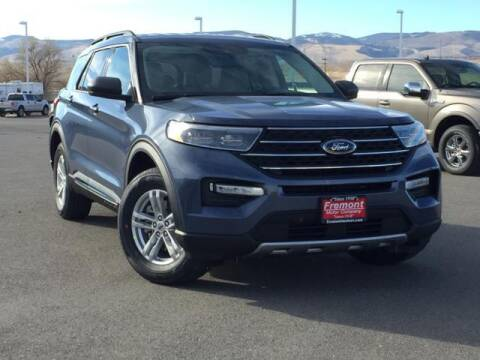 2021 Ford Explorer for sale at Rocky Mountain Commercial Trucks in Casper WY