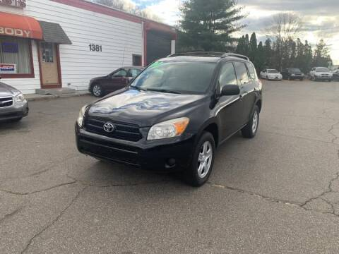 2006 Toyota RAV4 for sale at American Auto Specialist Inc in Berlin CT