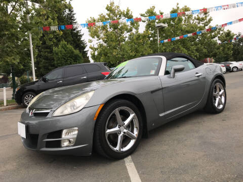 2007 Saturn SKY for sale at Autos Wholesale in Hayward CA