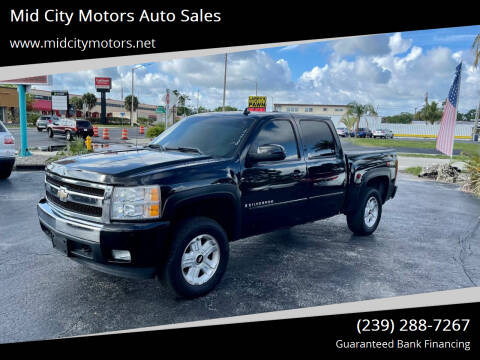 2007 Chevrolet Silverado 1500 for sale at Mid City Motors Auto Sales in Fort Myers FL