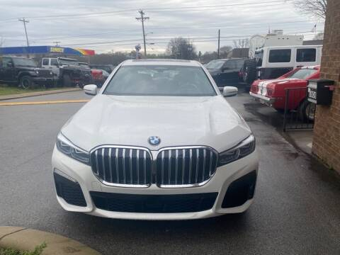 2020 BMW 7 Series for sale at Z Motors in Chattanooga TN