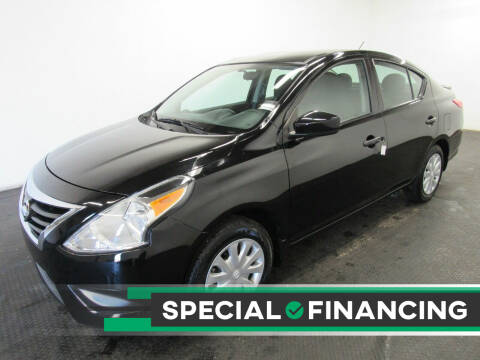 2017 Nissan Versa for sale at Automotive Connection in Fairfield OH