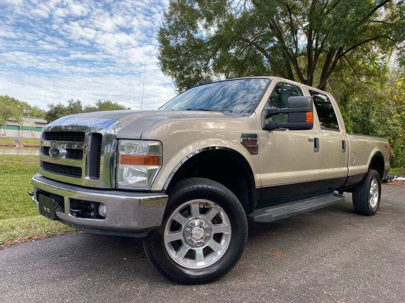 2008 Ford F-350 Super Duty for sale at Powerhouse Automotive in Tampa FL