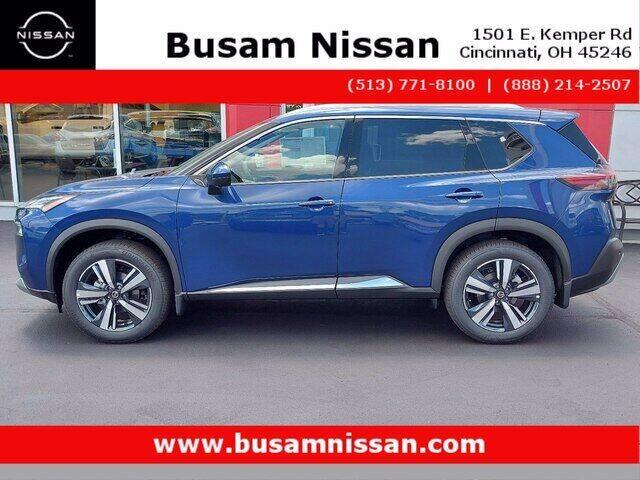 2021 Nissan Rogue for sale in Cincinnati, OH