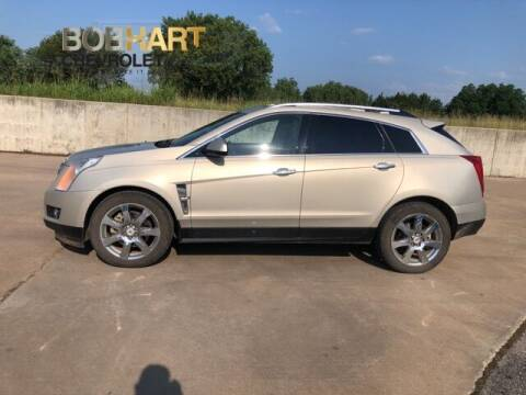 2011 Cadillac SRX for sale at BOB HART CHEVROLET in Vinita OK