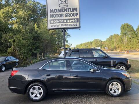 2014 Chevrolet Malibu for sale at Momentum Motor Group in Lancaster SC