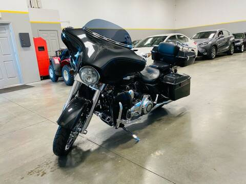 2012 Harley Davidson Street Glide CVO for sale at Loudoun Motors in Sterling VA