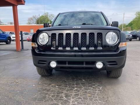 2012 Jeep Patriot for sale at HUFF AUTO GROUP in Jackson MI