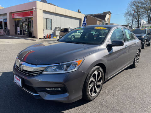 2017 Honda Accord for sale at Elmora Auto Sales in Elizabeth NJ