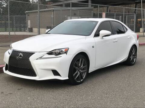 2016 Lexus IS 300 for sale at GO AUTO BROKERS in Bellevue WA