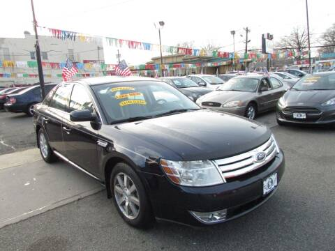 2008 Ford Taurus for sale at K & S Motors Corp in Linden NJ