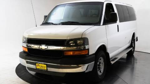 2012 Chevrolet Express Passenger for sale at AUTOMAXX MAIN in Orem UT