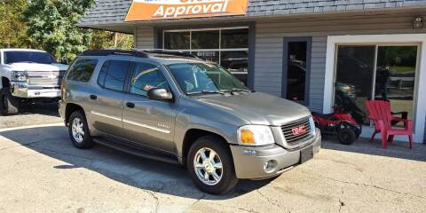 2006 GMC Envoy XL for sale at Kevin Lapp Motors in Flat Rock MI