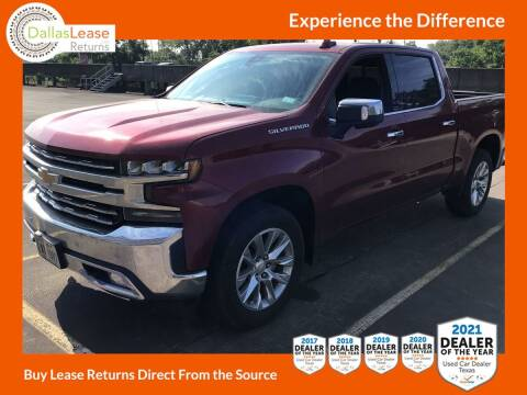 2019 Chevrolet Silverado 1500 for sale at Dallas Auto Finance in Dallas TX