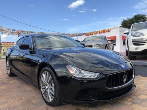 2016 Maserati Ghibli for sale at Cars of Tampa in Tampa FL