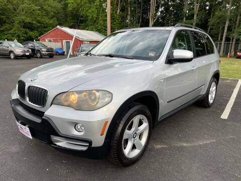 2008 BMW X5 for sale at MBL Auto Woodford in Woodford VA