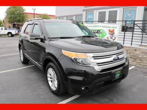 2014 Ford Explorer for sale at AUTO POINT USED CARS in Rosedale MD