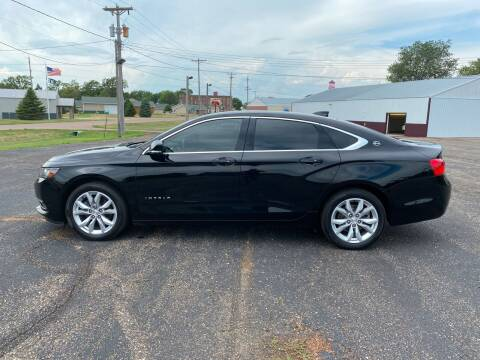 2018 Chevrolet Impala for sale at Diede's Used Cars in Canistota SD