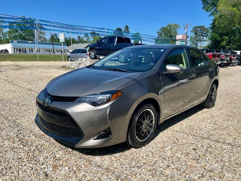 2018 Toyota Corolla for sale at Southeast Auto Inc in Walker LA