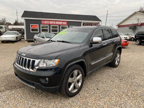 2011 Jeep Grand Cherokee for sale at Y City Auto Group in Zanesville OH