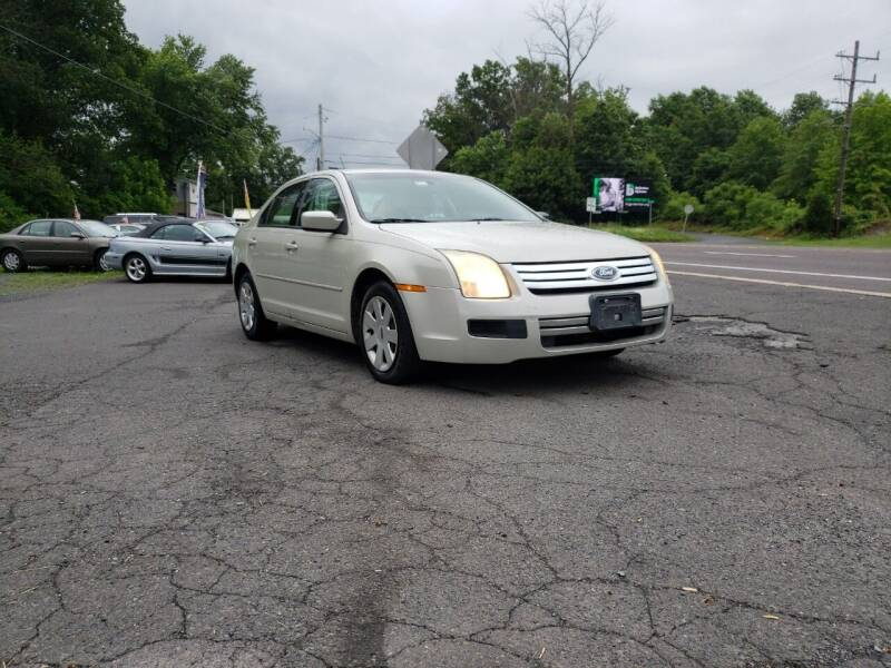 2008 Ford Fusion for sale in Coopersburg, PA