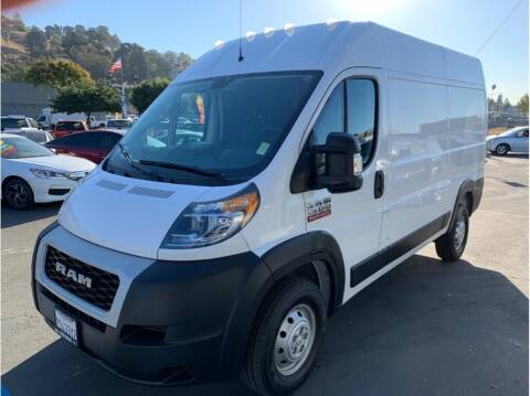 2020 RAM ProMaster Cargo for sale at AutoDeals in Hayward CA