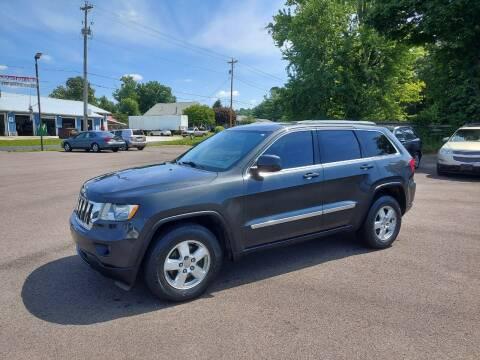 2011 Jeep Grand Cherokee for sale at MARIETTA MOTORS LLC in Marietta OH