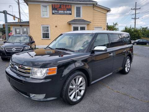 2010 Ford Flex for sale at Top Gear Motors in Winchester VA