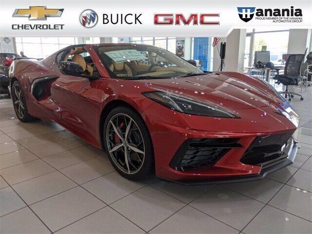2021 Chevrolet Corvette for sale in Saint Augustine, FL