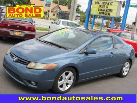 2006 Honda Civic for sale at Bond Auto Sales in St Petersburg FL