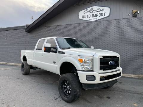 2012 Ford F-250 Super Duty for sale at Collection Auto Import in Charlotte NC