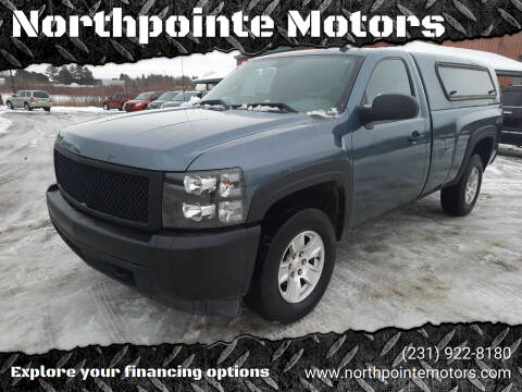 2007 Chevrolet Silverado 1500 for sale at Northpointe Motors in Kalkaska MI
